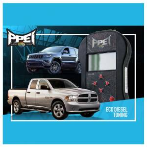 PPEI OBDII Handheld Programmer by Kory Willis | 2014-2017 Ram 1500 EcoDiesel 3.0L | Dale's Super Store