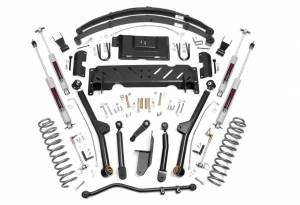 """Rough Country - Rough Country 6.5"""" Long Arm Suspension Lift Kit 