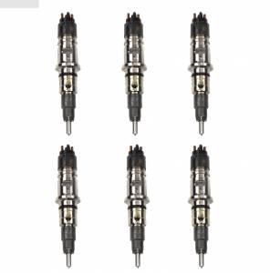 Industrial Injection - Industrial Injection OEM Reman R3 78% Over Injector Set (6)   IND0986435518-R3-SET   2007-2012 Dodge Cummins 6.7L