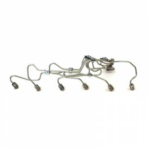 Industrial Injection - Industrial Injection VP44 Stock Fuel Line Kit w/ Clamps | IND233606 | 1995-2002 Dodge Cummins 5.9L