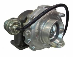 Industrial Injection - Industrial Injection Reman Hybrid 1.00 Housing Turbo w/ Wicked Wheel  | INDIISGTP38EHY100 | 1998-1999 Ford Powerstroke 7.3L