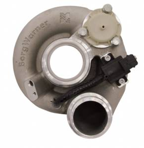 Industrial Injection - Industrial Injection BW Compressor Cover EFR-7163 | IND11671003001 | Universal Fitment