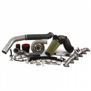 Industrial Injection - Industrial Injection S465 Turbo Kit .90 | INDEARLY67S47590KIT | 2007-2009 Dodge Cummins 6.7L