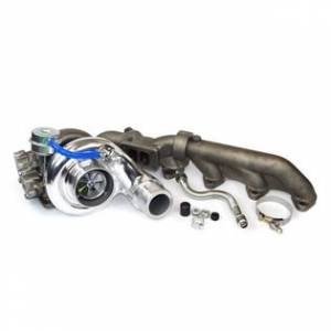 """Industrial Injection - Industrial Injection """"Silver Bullet"""" 64MM Turbo Kit 