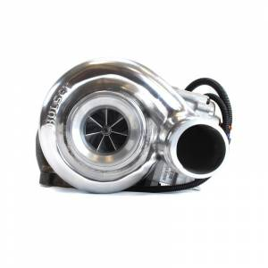 "Industrial Injection - Industrial Injection 3rd Gen ""Silver Bullet"" Phatshaft 62MM Turbo 