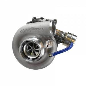 Industrial Injection - Industrial Injection 3rd Gen Viper Phatshaft 63MM Turbo | INDVPS6380CR | 2003-2004 Dodge Cummins 5.9L