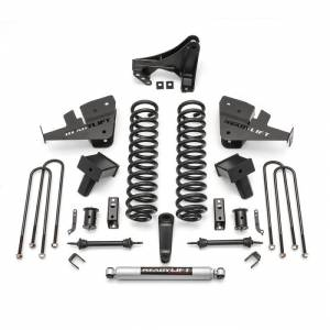 "ReadyLift - Ready Lift 6.5"" Lift Kit w/o Shocks (2 piece drive shaft)   49-2766   2017+ Ford Powerstroke 6.7L"