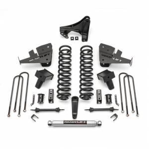 "ReadyLift - Ready Lift 6.5"" Lift Kit w/ SST3000 Shocks (2 piece drive shaft) | 49-2768 | 2017+ Ford Powerstroke 6.7L"
