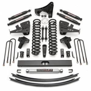 "ReadyLift - Ready Lift 8"" Lift Kit w/ SST3000 Shocks (1 piece drive shaft)   49-2780   2017+ Ford Powerstroke 6.7L"