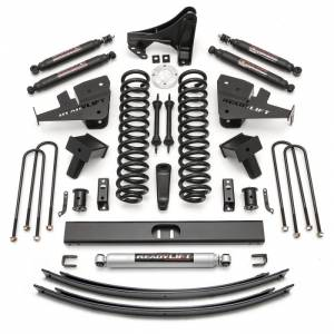 "ReadyLift - Ready Lift 8"" Lift Kit w/ SST3000 Shocks (2 piece drive shaft) 