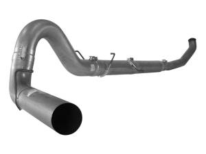 "Flo~Pro 5"" Turbo Back w/o Muffler 