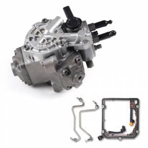 RAE Diesel - Reman High Pressure Fuel Pump w/ Install Kit | RAER8C3Z9A543DRM-K | 2008-2010 Ford Powerstroke 6.4L