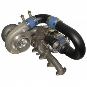 BD Diesel - BD Diesel RT700 Tow & Track Turbo Kit w/FMW Billet Wheel | BD1045430 | 2003-2007 Dodge Cummins 5.9L