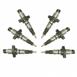 BD Diesel - BD Diesel CR Injector Set (Stage 2 90 HP / 43%)   BD1075861   2003-2004 Dodge Cummins 5.9L