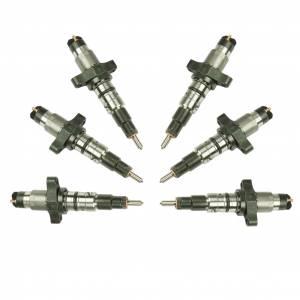 BD Diesel - BD Diesel CR Injector Set (Stage 3 120 HP / 53%)   BD1075862   2003-2004 Dodge Cummins 5.9L