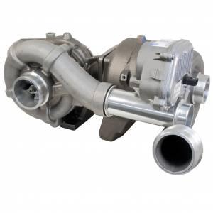 BD Diesel - BD Diesel Twin Turbo Assembly  | BD179514-B | 2008-2010 Ford Powerstroke 6.4L