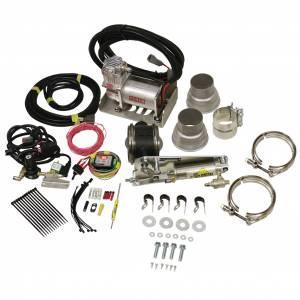 "BD Diesel - BD Diesel Exhaust Brake 4"" w/ Compressor | BD1028140 | Universal Fitment"
