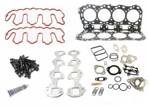 Merchant Automotive - Merchant Automotive Head Gasket Kit w/ Exhaust Manifold Gaskets | MA10107 | 2006-2007 Chevy/GMC Duramax LBZ