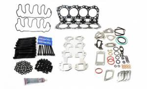 Merchant Automotive - Merchant Automotive Head Gasket Kit w/ ARP Studs & Exhaust Manifold Gaskets | MA10444 | 2011-2014 Chevy/GMC Duramax LML