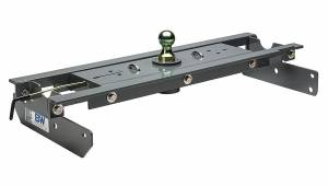 B&W Hitches - B&W Trailer HitchesTurnoverBall Gooseneck Hitch Kit | BNWGNRK1100 | 1980-1999 Ford Powerstroke 7.3L