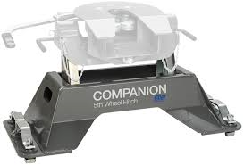 B&W Hitches - B&W Trailer Hitches Companion 20K Base | BNWRVB3300 | 2011+ Ford w/ Puck System