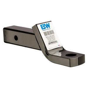 "B&W Hitches - B&W Trailer Hitches 16K Ball Mount (2"" Drop 6"" Shank) 