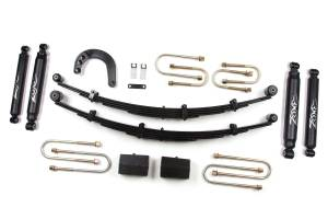 "Zone Offroad - Zone Offroad 4"" Suspension Lift Kit 