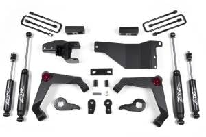 "Zone Offroad - Zone Offroad 3"" Adventure Series Suspension Lift Kit 