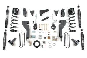 "Zone Offroad - Zone Offroad 8"" Suspension Lift Kit w/ Nitro Shocks 