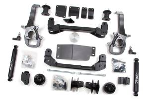 "Zone Offroad - Zone Offroad 4/2"" Suspension Lift Kit w/ Nitro Shocks 