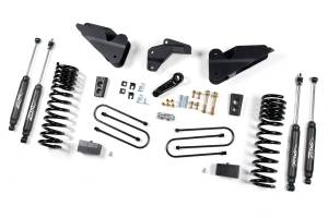 "Zone Offroad - Zone Offroad 4.5"" Suspension Lift Kit w/ Nitro Shocks | ZORD50N | 2013+ Dodge 3500 Diesel"