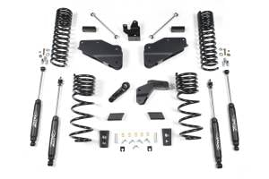 "Zone Offroad - Zone Offroad 5.5"" Suspension Lift Kit 