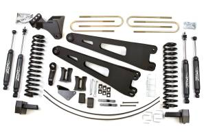 "Zone Offroad - Zone Offroad 6"" Radius Arm Suspension System 