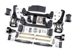 "Zone Offroad - Zone Offroad 4"" Suspension Kit w/ Nitro Shocks | ZORF41N | 2014 Ford F150"