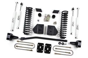 "Zone Offroad - Zone Offroad 4"" Suspension Kit w/ Nitro Shocks 