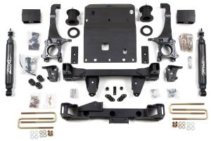 """Zone Offroad - Zone Offroad 6/4"""" Suspension Kit 