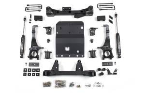 "Zone Offroad - Zone Offroad 4/3"" Suspension Kit 