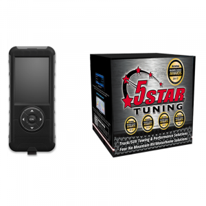 5 Star Tuning - 5 Star Custom Tunes with Tuner | 2009-2010 Ford SuperDuty 5.4L