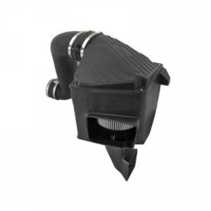 aFe Power - AFE 51-80932 | Magnum FORCE PRO DRY S Stage-2 Si Intake - Dodge 5.9L Cummins 03-07