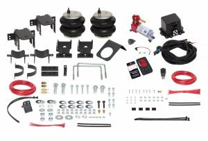 Firestone Industrial Products - Firestone Ride-Rite All-in-One Air Bag Complete Kit (Wireless) | FIR2808 | 2001-2010 Chevy/GMC HD