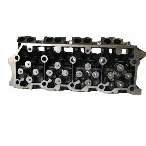 PowerStroke Products - PowerStroke Products 18mm 6.0L O-Ring Cylinder Head With HD Springs | PP-18mmLHDVSO | 2003-2005 Ford Powerstroke 6.0L
