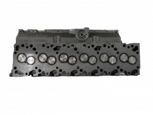 PowerStroke Products - PowerStroke Products Loaded Cummins Head w/ 103lb valve springs | PP-24vCRH-L103VS | 2003-2007 Dodge Cummins 5.9L