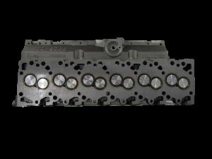 PowerStroke Products - PowerStroke Products Loaded Cummins Head w/ 103lb valve springs & Fire Ring | PP-24vCRH-L103VS-FR | 2003-2007 Dodge Cummins 5.9L