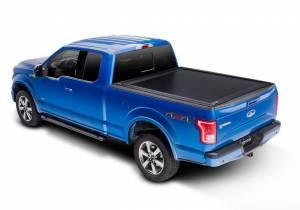 Retrax Retractable Bed Covers - Retrax RetraxONE MX Supercab/Supercrew 6.5ft Bed w/ Stake Pocket Cutout | RTX60376 | 2009-2014 Ford F150