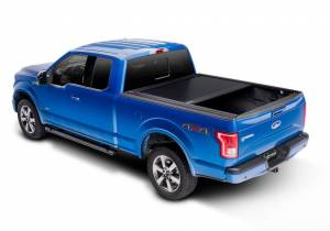 Retrax Retractable Bed Covers - Retrax PowertraxONE MX SuperCrew/Super Cab 6.5ft Bed w/ Stake Pocket Cutout | RTX70377 | 2015+ Ford F150