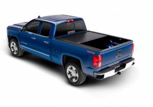 Retrax Retractable Bed Covers - Retrax PowertraxONE MX 6.5ft Bed Wide Rail | RTX70432 | 2007-2013 Chevy/GMC