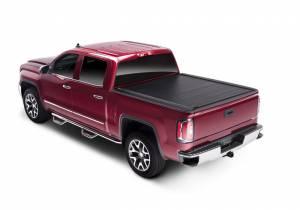 Retrax Retractable Bed Covers - Retrax RetraxPRO MX 6.5ft Bed Wide Rail | RTX80472 | 2014-2018 Chevy/GMC