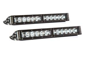 "Diode Dynamics - Diode Dynamics SS12 WHITE DRIVING  12"" LIGHT BAR (PAIR) 