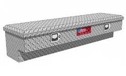 RDS Aluminum Standard Single Lid Sidemount Toolbox | RDS70279 | Universal Fitment | Dale's Super Store