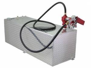 RDS Aluminum 69 Gallon Liquid Transfer Tank | RDS70326 | Universal Fitment | Dale's Super Store